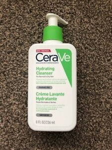 CeraVe Hydrating Cleanser for Normal to Dry Skin - Fragrance Free - 236 ml