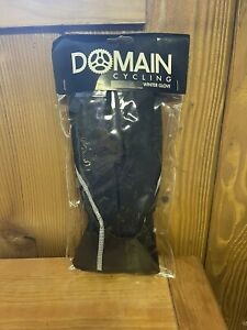 Women's Lobster Cycling Gloves (Split Finger) Small - Domain Cycling- Waterproof