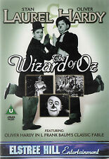 THE WIZARD OF OZ WITH OLIVER HARDY ONE OF THE EARLIEST ADAPTATIONS OF OZ 1925