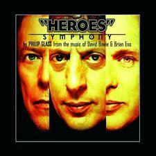 Philip Glass Heroes Symphony 180g LP in Stock David Bowie Brian Eno