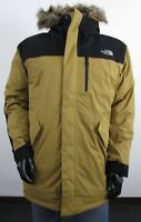 Mens TNF The North Face Bedford Down Parka Warm Insulated Winter Jacket - Khaki