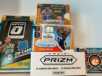 NBA Mystery Pack Basketball Cards 1 Rookie Guaranteed 10 Assorted Cards Total