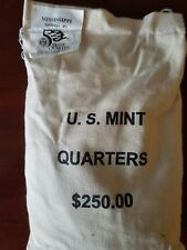 $250 Mississippi Philadelphia Mint Sealed State Quarter Bag