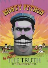 Monty Python - Almost The Truth The Lawyers Cut (DVD) NEW FREE POST! REGION FREE