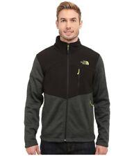 New Men's The North Face Norris Full Zip Coat Jacket Grey Black Navy Red Green