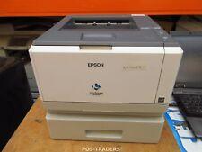Epson Aculaser M2000DN A4 Mono Laser Printer 28ppm USB LAN 1200 dpi NO TONER