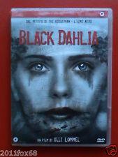 Black Dahlia Ulli Lommel dvd Nuovo sigillato