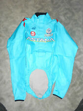 Original MOA Team Astana Specialized Regen Jacke MantoTex