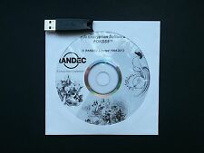 RANDEC FOKSS5th HL TIME Software+Aladdin HASP HL TIME Security Key USB dongle