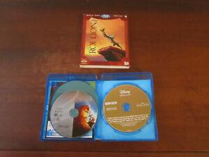 LE ROI LION - Blu-Ray 3D + Blu-Ray