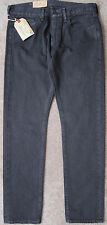 RALPH LAUREN (Charcoal) PREMIUM SLIM Fit Low Rise Jeans Mens - NWT $98