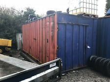 20ft X 8ft X 8ft steel container site office storage unit, Metal Shed,