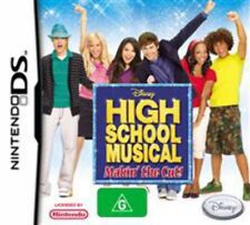 High School Musical Makin the Cut DS Game USED