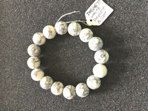 Various Unisex Bead  Bangle Elastic Stretch Gemstone Bracelets
