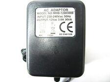 3 AMP/3000MA 12 VOLT 36VA AC/AC OUTPUT POWER ADAPTOR/SUPPLY/CHARGER/TRANSFORMER