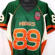 Vegas Kings Mens Football Jersey LCFL La Belle Community Football League USA 2XL