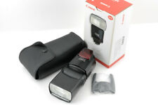 Canon Speedlight 580EX Shoe Mount Flash Strobe Light [Mint++ in Box] From JAPAN