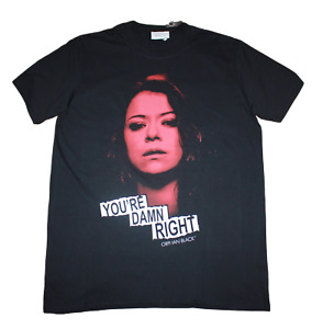 Orphan Black - You're Damn Right - Men's / unisex t shirts