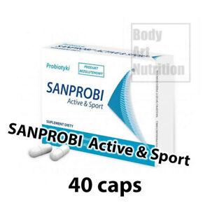 Sanprobi Active & Sport 40 capsules PROBIOTIC