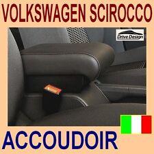 VOLKSWAGEN SCIROCCO - accoudoir et stockage pour-armrest  - apoyabrazos -Italy-@