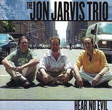 cd-album, The Jon Jarvis Trio - Hear No Evil, 14 Tracks