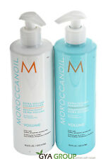 Moroccanoil Extra Volume Shampoo And Conditioner 16.9 fl.oz-500 ml Set,