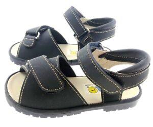 SALE BOYS Infant BXT Touch Strap Sandals Navy Sandals Summer Beach Sizes Sizes