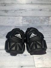 Adidas Freak Flex Ap Lacrosse Elbow Pads Black Size Medium New With Tags Cf9658