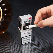 Portable Ashtray With lid Keychain Pocket Mobile Cigarette Metal Bottle Storage