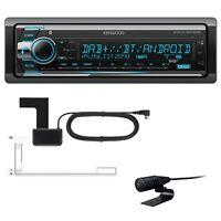 KENWOOD KDC-X7200DAB USB Autoradio Bluetooth Digitalradio MP3 inkl DAB Antenne