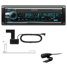 KENWOOD KDC-X7200DAB USB Autoradio Bluetooth Digitalradio MP3 inkl DAB Antenne