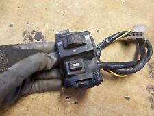 1983 Yamaha XV500 XV 500 YICS Virago Left Side Controls w/ wiring