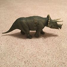 Triceratops with Head-Ramming Attack JURASSIC PARK 1993 JP.08 dinosaur complete