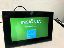 "Insignia Ns-dpf9g - 12"" Digital Picture Frame 2GB External Memory"