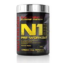 Nutrend N1 Pre-Workout 510g Powder Extreme Energy Citruline AAKG Tyrosine DMAE