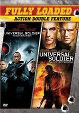 Universal Soldier 3 Regeneration / 4 Day of Reckoning DVD