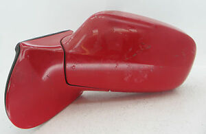 Toyota Celica ST23 99-05 Left Side Electric Door Mirror Absolutely Red 3P0