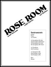 1918 ROSE ROOM Hickman, Big-Band Arrangement, 14 Instrument-Charts on CD