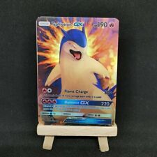 Typhlosion GX - Custom Pokemon Card