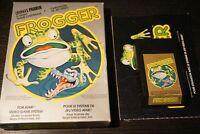 Atari 2600 Frogger Complete In Box CIB