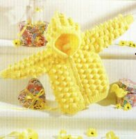 (780) Baby Child's Hooded Cardigan Crochet/ Knitting Pattern, 14-26''