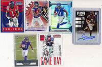 LAQUON TREADWELL 2016 Contenders Sepia Playoff 99/99 & 5 other RC Vikings