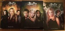Buffy the Vampire Slayer: Seasons 3, 4, and 6