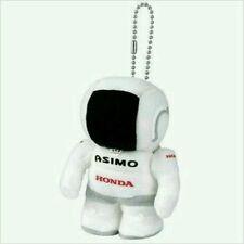 JDM Honda ASIMO Robot Plush Doll Key Ring Holder H12cm Oficial Genuine Parts