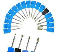 Nail Art Gel Drill Ceramic Bits File Cuticle Manicure Pedicure Electric Tool AU