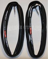Tufo Elite 160 track tubular 700 x 22 all black (2 tires)