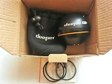 Deeper Pro+ (plus) Smart Sonar Fishfinder GPS - used