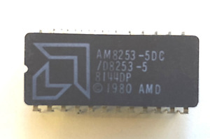 AM8253-5 DC Analog Timer Circuit 24 Pin