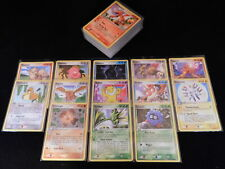 Pokemon Complete FireRed LeafGreen Non Holo Set 18-103 Pack Fresh Mint Condition