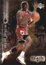 Michael Jordan #6 Upper Deck Black Diamond 1998/99 NBA Basketball Card
